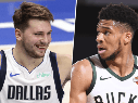 Dallas Mavericks vs. Milwaukee Bucks (Fotos: Getty Images)