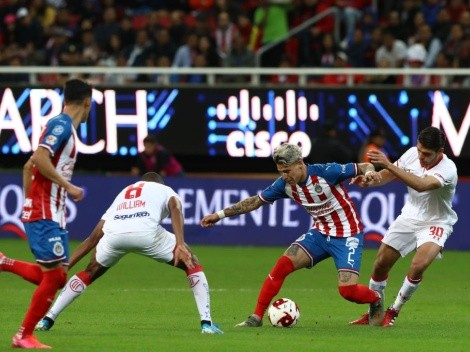 Chivas host Toluca in persuit of their first victory in the Liga MX 2021