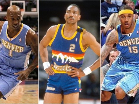 Pure Gold: The Top 25 greatest Denver Nuggets in history