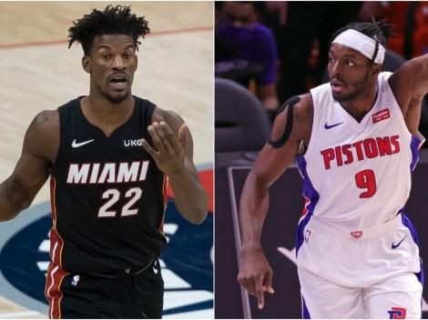 Miami Heat and Detroit Pistons will clash tonight