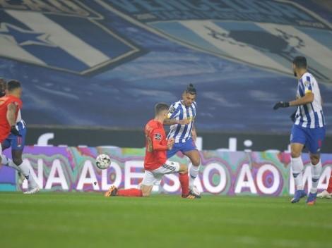 En un partido picante, Tecatito y Porto no pudieron quedarse con el Clásico
