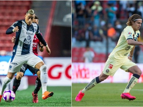 Monterrey host América in the best game of the day in Liga MX