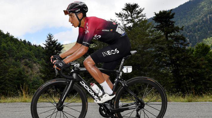 Egan Bernal contó el complicado problema médico que lo alejó del ciclismo