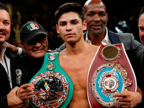 Boxing: How much does Ryan Garcia weigh?