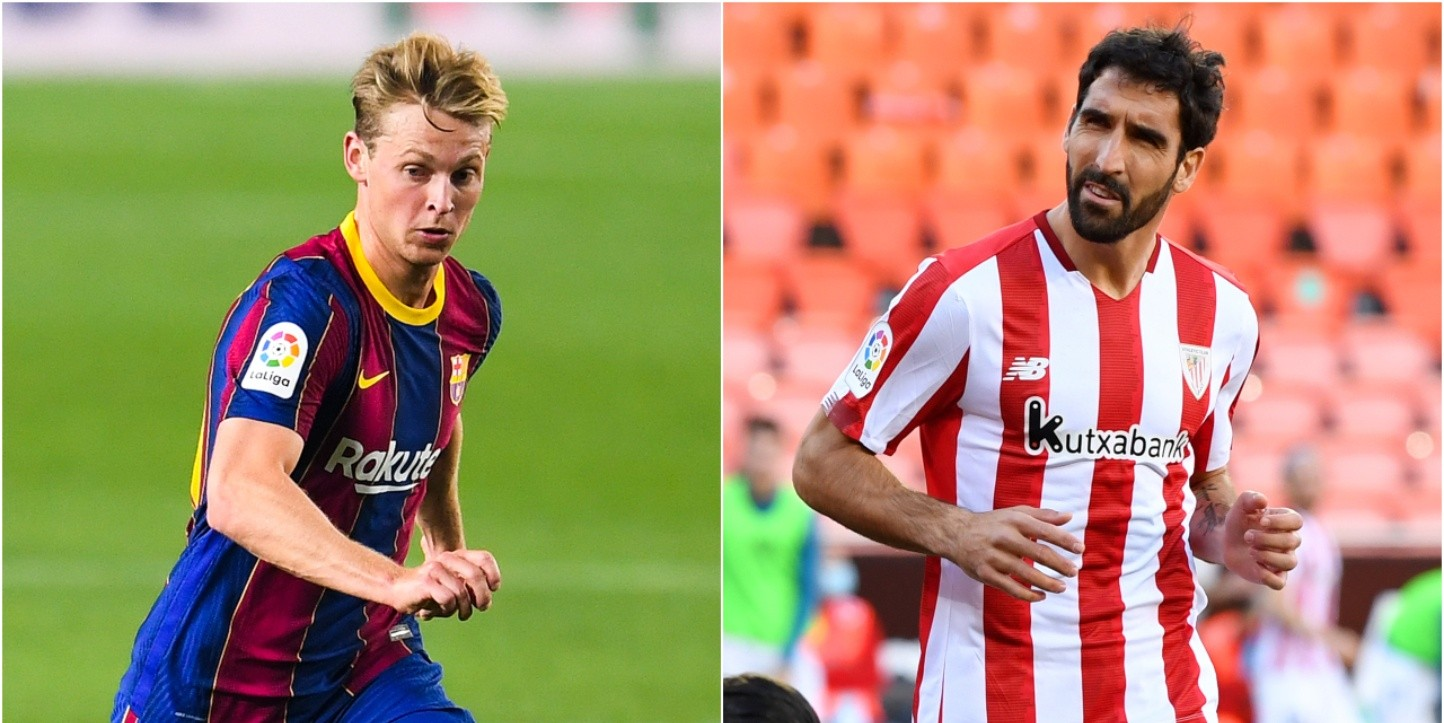 Barcelona vs. Athletic Club juegan por la Supercopa de España este domingo (Getty Images)
