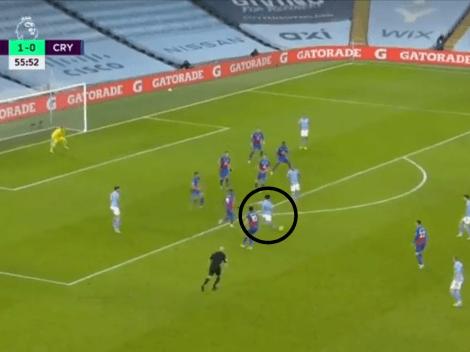Video: Gundogan la clavó en el ángulo para el segundo de Manchester City