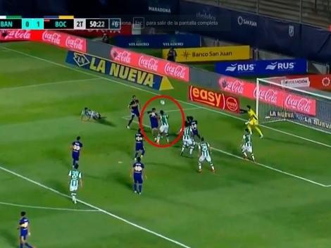 Video: Boca acariciaba el título y Lollo lo empató en la última del partido