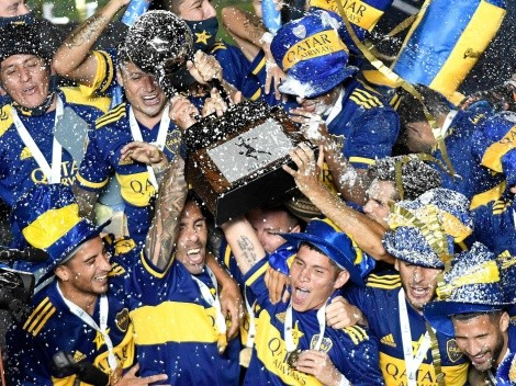 El récord histórico argentino que Boca le empató a River