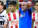 Cabecita Rodríguez y otros jugadores de fiesta en la Liga MX