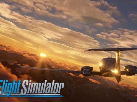 La versión de Microsoft Flight Simulator para Xbox One queda descartada