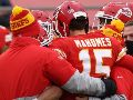 Patrick Mahomes, quarterback de Kansas City Chiefs