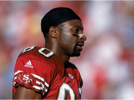Jerry Rice explains why Joe Montana is the GOAT ahead of Tom Brady