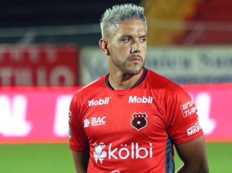 Alajuelense and Olimpia face each other today in CONCACAF League semifinals