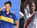 River vs. Boca por la final del Torneo de Transición.