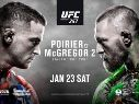 Conor McGregor vs. Dustin Poirier por el UFC 257