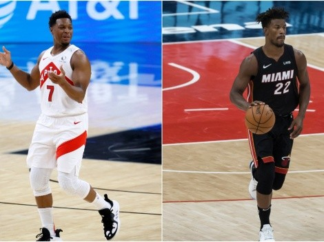 Raptors and Heat clash for the first time this season