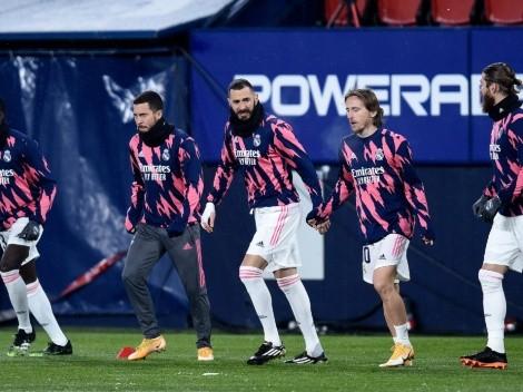 Real Madrid visit Alcoyano trying to return to winning ways