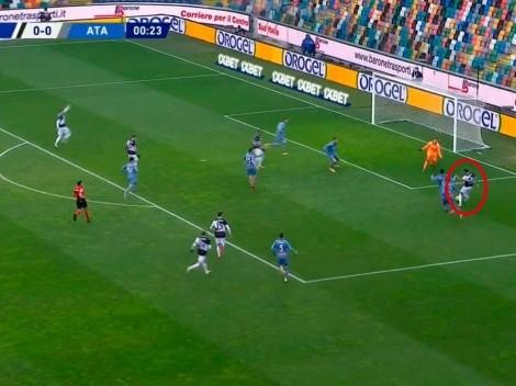 Video: en menos de un minuto de partido, el Tucu Pereyra puso el 1 a 0