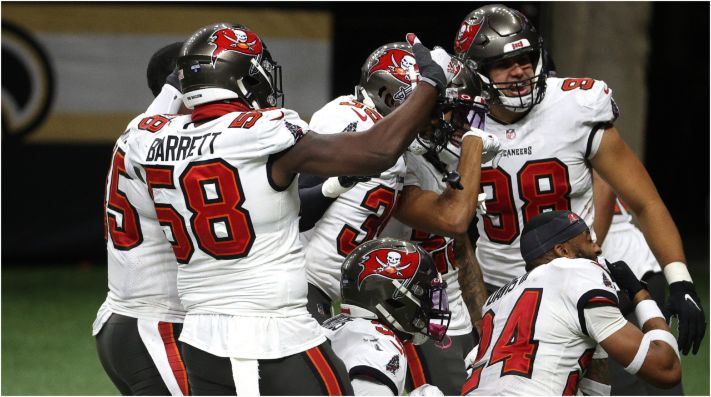 Tampa Bay Buccaneers (Foto: Getty)