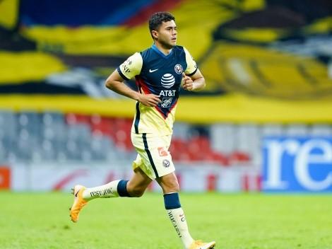 Club América: el recado que Alan Medina le envió a Toluca