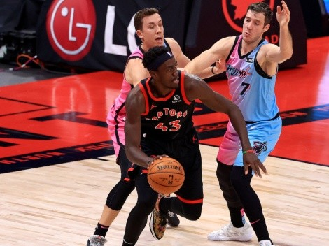 The Raptors and the Heat ready for their second clash on Friday