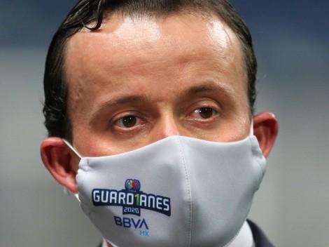 Mikel Arriola determinó que Monterrey jugó sin conocimiento de los contagios