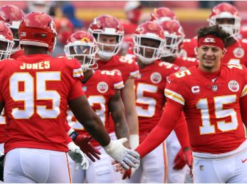 Kansas City Chiefs (Foto: Getty)