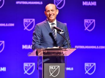 Don Garber, Comisionado de MLS