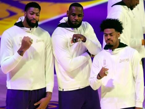 Steve Kerr gives the ultimate praise to LeBron James, Anthony Davis-led Lakers
