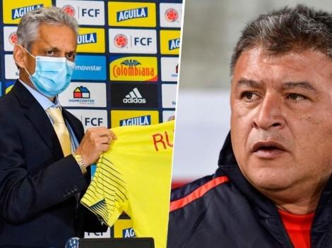 Fuerte crítica de Claudio Borghi a Reinaldo Rueda y la Selección Colombia