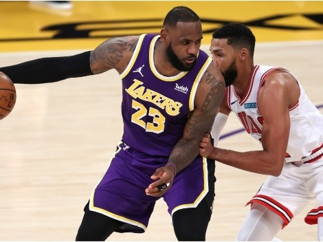 Bulls and Lakers face off again at the Windy City