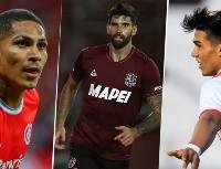 """Datos, no opiniones: 15 delanteros que podrían ser el nuevo """"9"""" de Boca"""