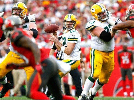 Aaron Rodgers and Tom Brady face off as Packers and Bucs meet for the NFC Championship Game