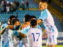 Guatemala vs. Puerto Rico juegan por un partido amistoso internacional este viernes (Foto: Fedefut Guate)