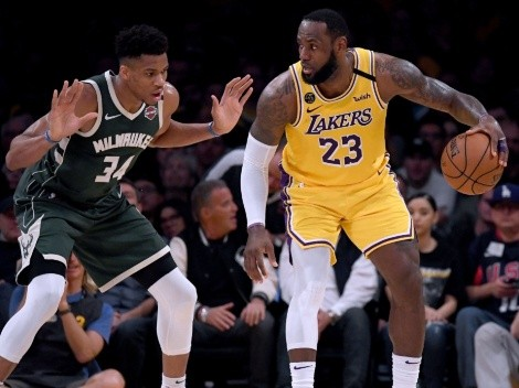 LeBron James reached incredible milestone after win over Giannis, Bucks