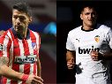 Atlético de Madrid vs. Valencia juegan por la fecha 20 de LaLiga Santander este domingo (Getty Images)