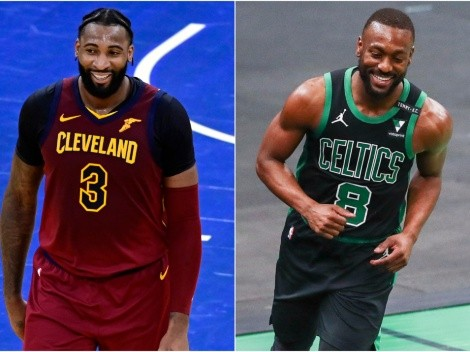 Cleveland Cavaliers visit Boston Celtics this afternoon