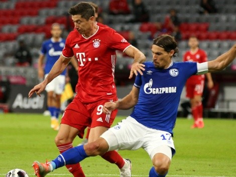 Top meets bottom: Bayern face Schalke for the first time after 8-0 trashing