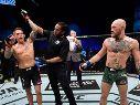 Poirier derrotó por KO a McGregor.