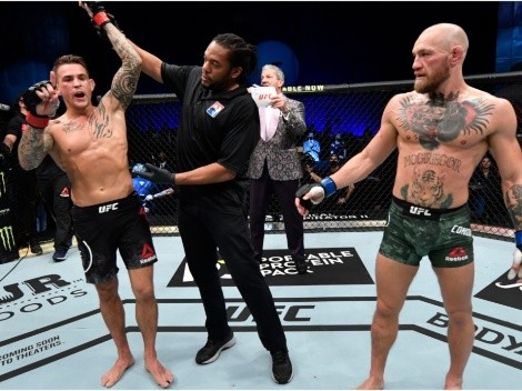 Dustin Poirier knocks out Conor McGregor: Funniest memes and reactions