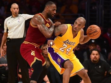 LeBron James opens up on Kobe Bryant's impact on his life