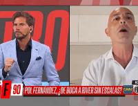 Papá de Pol Fernández aseguró que su hijo se muere por jugar en River