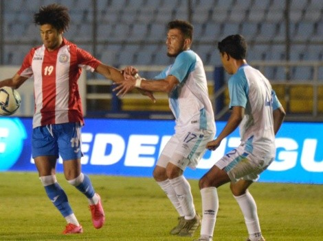 Guatemala and Puerto Rico clash today for the second time in four days