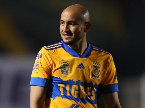 Carlos González presentó un desgarro fibrilar