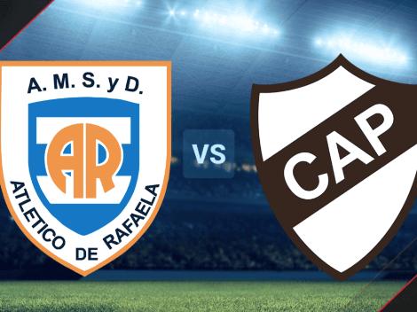 Atlético de Rafaela vs. Platense EN VIVO y EN DIRECTO por la Primera Nacional
