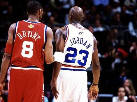 Michael Jordan's close friend details the relationship between MJ and Kobe Bryant
