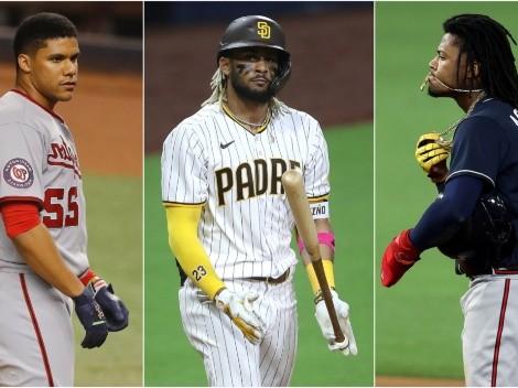 La 'guerra' de los diamantes de la MLB: ¿Quién tiene más talento?