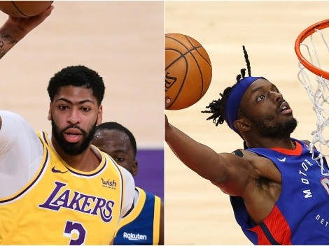 Top meets bottom: Los Angeles Lakers come against Detroit Pistons