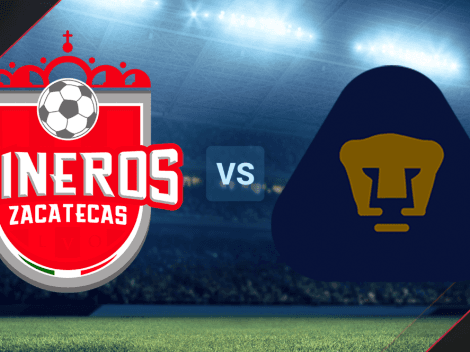 Qué canal transmite Mineros de Zacatecas vs. Pumas Tabasco por la Liga de Expansión MX
