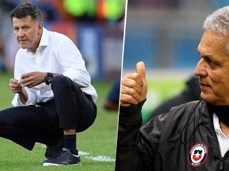 Juan Carlos Osorio se ofrece a Rueda para trabajar juntos en la Tricolor